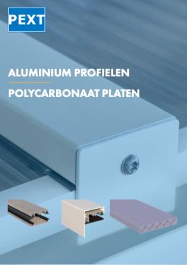 Pext aluminium profielen