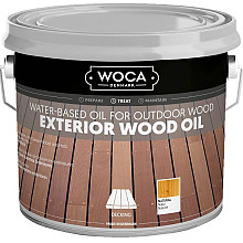 Exterior Oil Antraciet 2,5 l