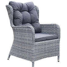 Sicilie wicker stoel